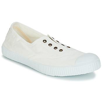 Zapatos Zapatillas bajas Victoria 6623 Blanco