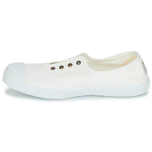 Zapatos 6623 Bajas Blanco Victoria Zapatillas OZPkiXu