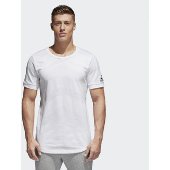 adidas Performance Camiseta ID Chevron Blanco