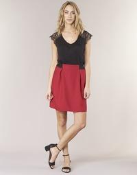 textil Mujer Faldas Naf Naf KATIA Rojo