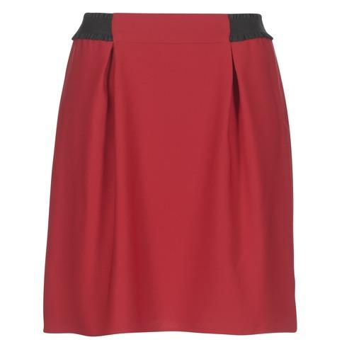 Naf Naf KATIA Rojo - Envío gratis | ! - textil Faldas Mujer