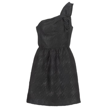 textil Mujer vestidos cortos Naf Naf ECLAIR Negro