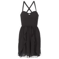 textil Mujer vestidos cortos Naf Naf LENY R1 Negro