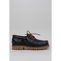 Zapatos Derbie CallagHan 21910 Azul