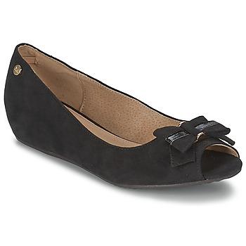 Zapatos Mujer Bailarinas-manoletinas Xti MIZQUE Negro