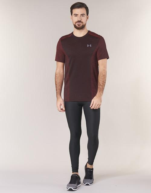 textil Hombre leggings Under Armour 2.0 LEGGING Negro