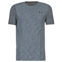 textil Hombre camisetas manga corta Under Armour THREADBORNE SEAMLESS SS Gris