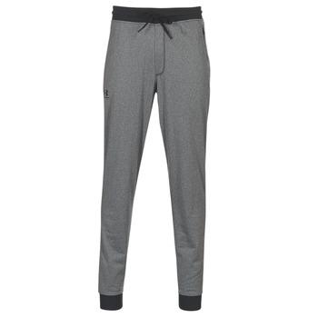 textil Hombre Pantalones de chándal Under Armour SPORTSTYLE JOGGER Gris