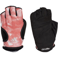 Accesorios textil Mujer Guantes adidas Performance Guantes Climalite Graphic Rosado / Negro