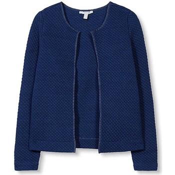 textil Mujer Chaquetas Esprit Blazer Para Mujer 027EE1G021Azul Marino Azul