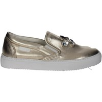 Zapatos Mujer Slip on Agile By Ruco Line Agile By Rucoline  2813(10_) Slip-on Zapatos Mujer Oro Oro