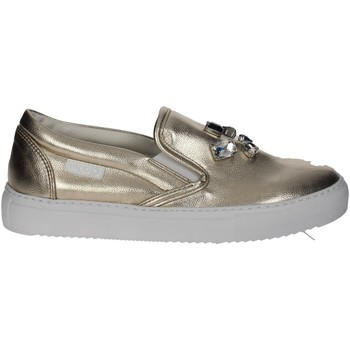 Agile By Ruco Line Agile By Rucoline 2813(10_) Slip-on Zapatos Mujer Oro Oro