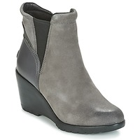Zapatos Mujer Botines Sorel After Hours Chelsea Gris