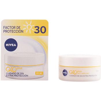 Belleza Mujer Antiedad & antiarrugas Nivea Q10+ Anti-arrugas Día Spf30  50 ml
