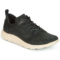 Zapatos Hombre Zapatillas bajas Timberland FLYROAM LEATHER OXFO Negro