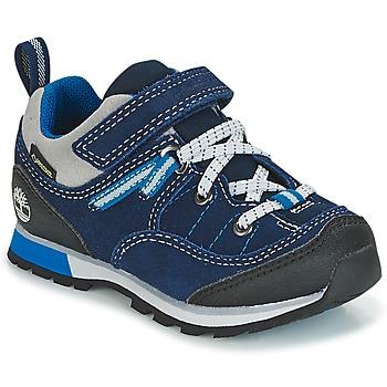 Zapatos Niños Zapatillas bajas Timberland GRIFFIN PARK LOW GTX Azul