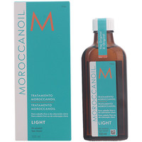 Belleza Tratamiento capilar Moroccanoil Light Oil Treatment For Fine & Light Colored Hair  1