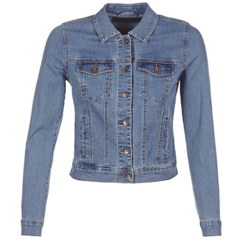 textil Mujer chaquetas denim Vero Moda VMHOT SOYA Azul / Medium