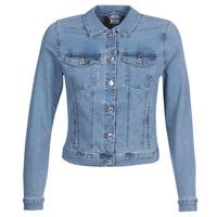 textil Mujer chaquetas denim Vero Moda VMHOT SOYA Azul