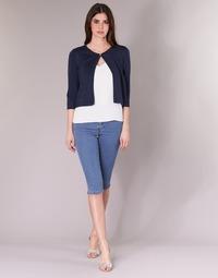 textil Mujer Pantalones cortos Vero Moda VMHOTSEVEN Azul