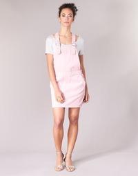 textil Mujer vestidos cortos Vero Moda VMMALOU Rosa