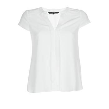 textil Mujer Tops / Blusas Vero Moda VMTONI Blanco