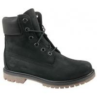 Zapatos Mujer Botas de caña baja Timberland 6 In Premium Boot W negro