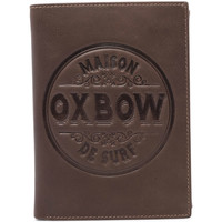 Bolsos Cartera Oxbow Favbri Marrón