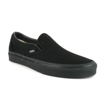 Zapatos Slip on Vans CLASSIC SLIP ON Negro / Negro