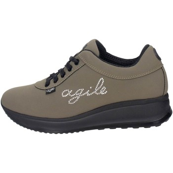 Zapatos Mujer Zapatillas bajas Agile By Ruco Line Agile By Rucoline  1315(17_) Zapatillas De Deporte Bajas Mujer V Verde obscuro
