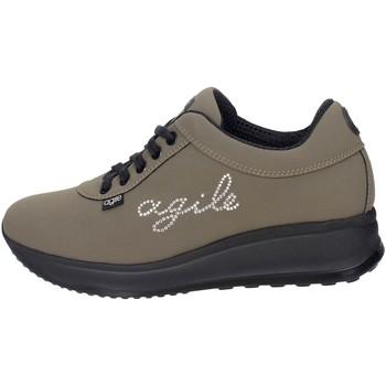 Zapatos Mujer Zapatillas bajas Agile By Ruco Line 1315(17_) Verde obscuro
