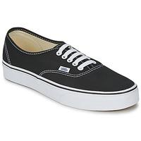 Zapatos Zapatillas bajas Vans AUTHENTIC Negro