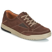 Zapatos Hombre Zapatillas bajas Clarks UNRHOMBUS GO Dark / Brown