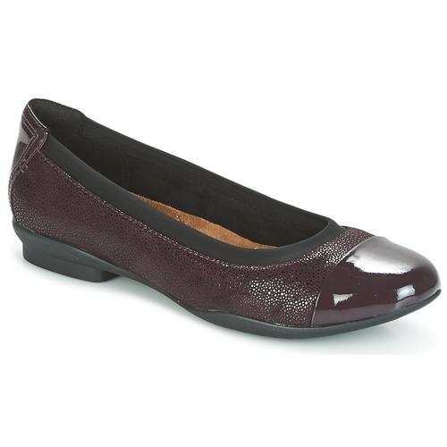 Descuento de la marca Zapatos especiales Clarks NEENAH GARDEN Morado
