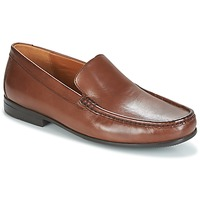 Zapatos Hombre Mocasín Clarks CLAUDE PLAIN Brown / Leather