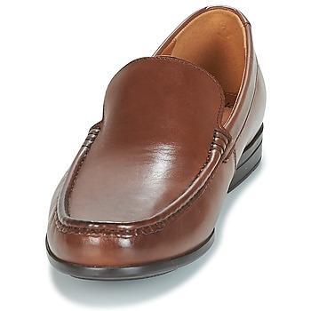 Clarks CLAUDE PLAIN Brown / Leather