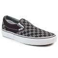 Vans CLASSIC SLIP-ON Negro / Gris