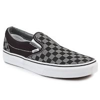 Zapatos Slip on Vans CLASSIC SLIP-ON Negro / Gris