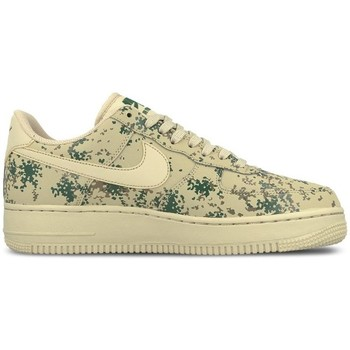 Zapatos Hombre Zapatillas bajas Nike Air Force 1 07 LV8 Country Camo Pack Beige-Verde olivo