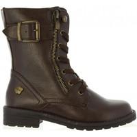 Zapatos Mujer Botas urbanas MTNG 45552 Marr?n