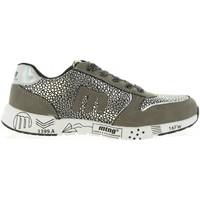 Zapatos Mujer Zapatillas bajas MTNG 69917 Gris