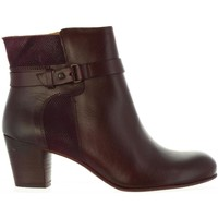 Zapatos Mujer Botas urbanas Kickers 512381-50 SEEBOOTS Rojo