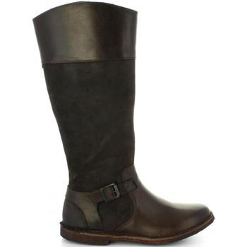 Zapatos Mujer Botas urbanas Kickers 577421-50 CHRISTY Marrón