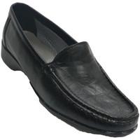 Zapatos Mujer Mocasín Fleximax Zapato mujer tipo mocasín negro