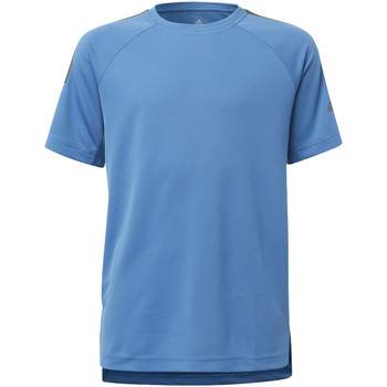 textil Niño camisetas manga corta adidas Performance Camiseta Training Cool Negro
