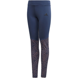 textil Niña leggings adidas Performance Mallas Training blue
