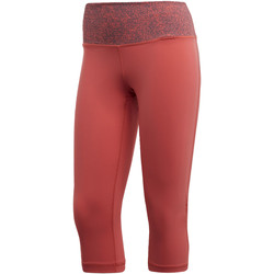 textil Mujer leggings adidas Performance Mallas 3/4 Believe This High-Rise Printed Multicolor