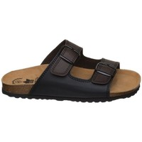 Zapatos Zuecos (Mules) Lico Rancher Low Negro