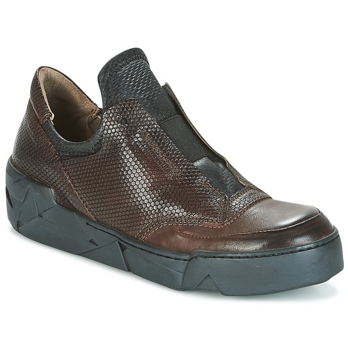 Airstep / A.S.98 CONCEPT Marrón - Envío gratis | ! - Zapatos Botas de caña baja Mujer