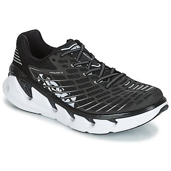 Zapatos Hombre Running / trail Hoka one one VANQUISH 3 Negro / Blanco